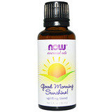 Good Morning Sunshine Essential Oil Blend Now Foods 1 fl oz Oil