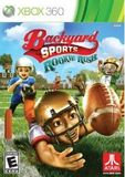Atari 742725281264 Backyard Sports Football Rookie Rush for Xbox 360