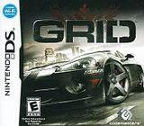 Codemasters GRID - Nintendo DS