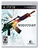 Bodycount Playstation3 Game Codemasters