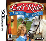 Thq, Inc. Let's Ride! Friends Forever