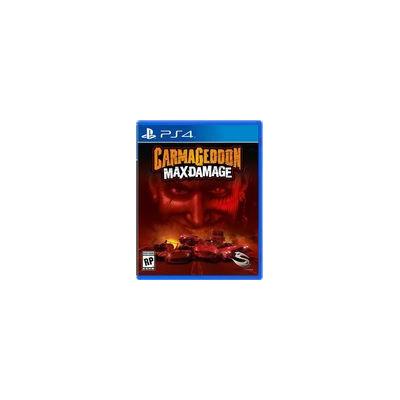 Carmageddon: Max Damage (PlayStation 4)