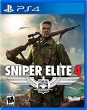 U & I Entertainment Sniper Elite 4 - Playstation 4