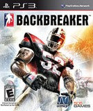 Games Inc. 505 Games Backbreaker Football (Playstation 3)