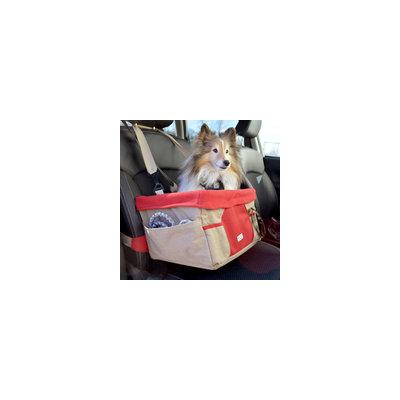 Kurgo Rover Heather Booster Dog Car Seat