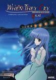 Alliance Entertainment Llc When They Cry Kai (dvd) (5 Disc)
