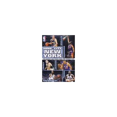 Fye NBA: Sons of the City - New York DVD