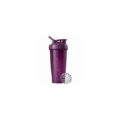 Blender Bottle Classic 28 oz. Shaker with Loop Top - Plum