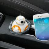 Thinkgeek ITNQ-SW-BB8: Star Wars BB-8 USB Car Charger