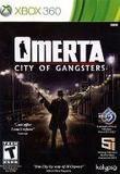 Kalypso Media Atlus Omerta: City of Gangsters - Xbox 360