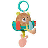 SKIP*HOP® Camping Cubs Jitter Bear Teething Toy