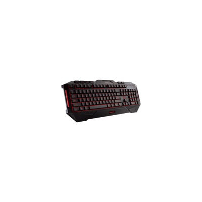 Asus Keyboard Cerberus Keyboard Dual LED Color Backlit Gaming Keyboard Retail
