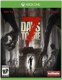 U & I Entertainment Microsoft Xbox One 7 Days to Die Video Game