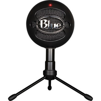 Blue Microphones Snowball iCE Microphone - Wired - 6 ft - Condenser - Desktop - USB
