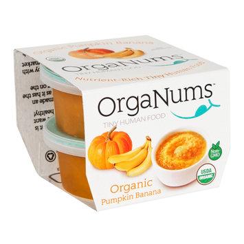 Organums Organic Pumpkin/Banana