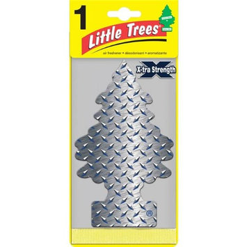Car Freshner Little Trees Car Freshener U1P10652 Pure Steel Air Freshener