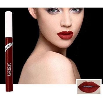 Waterproof Lip Gloss Matte Velvet Long Lasting Lipstick Pencil Cosmetic