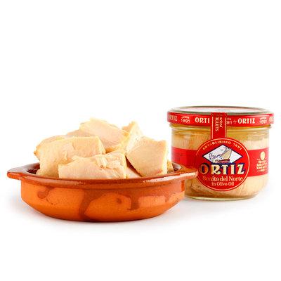 Not Specified Bonito del Norte White Tuna