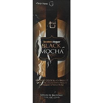 Lot of 5 Brown Sugar Black Mocha Tanning Lotion Packets