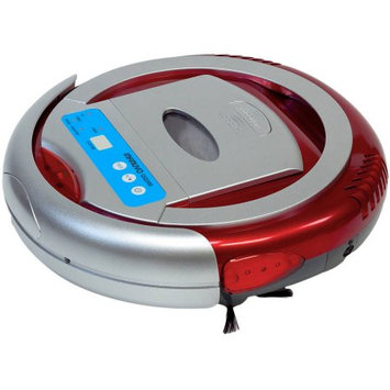 METAPO QQ 200 Infinuvo QQ 200 Robot Vacuum - Sweeping, Vacuuming, Sterilizing 3-in-1 Cleaner red