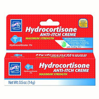 Lucky Hydrocortisone Anti-Itch Cream