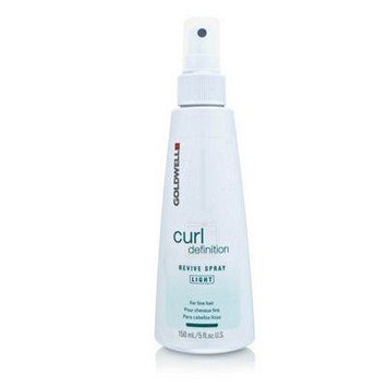 Goldwell Curl Definition Revive Spray Light for Fine Hair