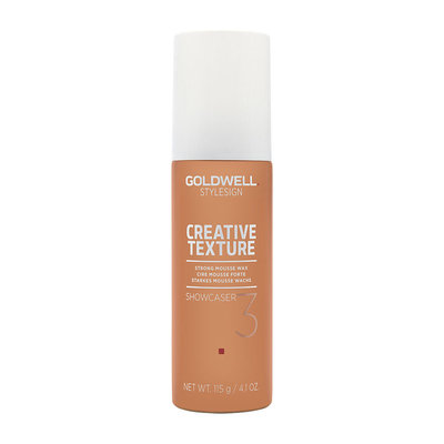Goldwell Stylesign Creative Texture Showcaser Strong Mousse Wax