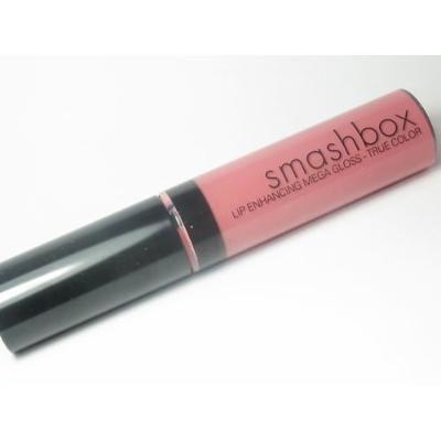 Smashbox Lip-enhancing Mega Gloss in Petal Pink .31 Fl Oz.
