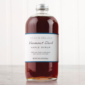 Not Specified DEAN & DELUCA Grade A Dark Amber Maple Syrup
