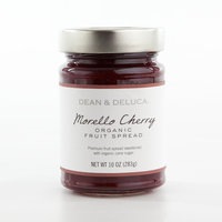 DEAN & DELUCA Organic Morello Cherry Fruit Spread