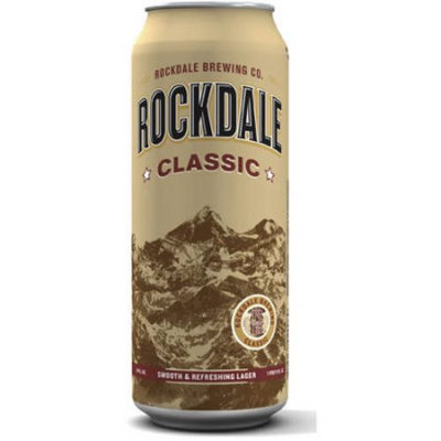 Rockdale Classic Lager, 6 pack, 16 fl oz