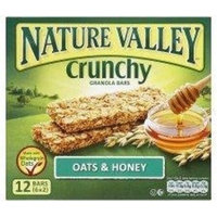 Nature Valley Granola 6 Bars Oat And Honey - Pack of 6