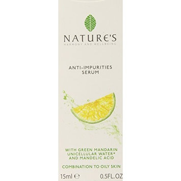 Nature's Anti-Impurities Serum, 0.5 Ounce by Clotho Corp