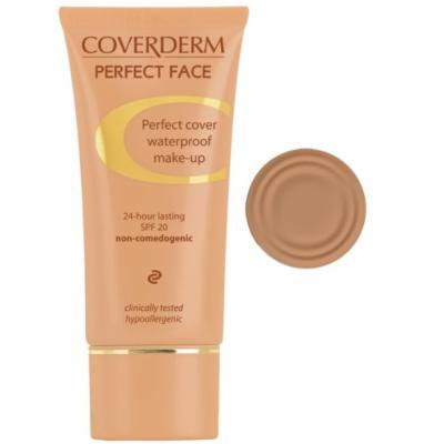 CoverDerm Perfect Face Concealing Foundation 6, 1 Ounce