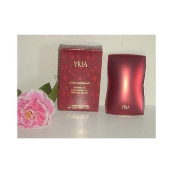 Yves Rocher Yria Eyeshadow Trio (Prune), Cont. Net 1x5g+1x3g+1x1.5 g. Imported. France