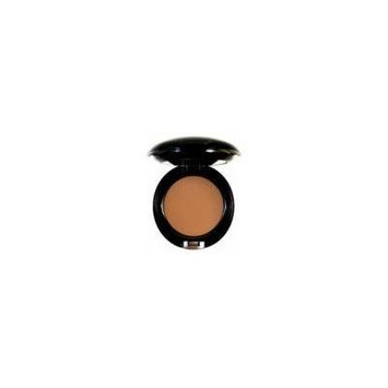 Mica Beauty Mineral Foundation Brush + Mica Mineral Pressed Foundation Color: MP9 Chocolate Kisses + Eye Shimmer #97 Radiance 1.75 Grams + Holiday A-viva Nail Kit