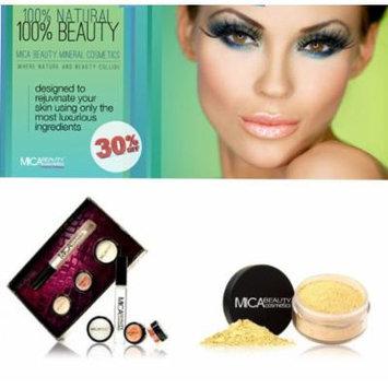 Mica Beauty Mineral Loose Powder MF-2