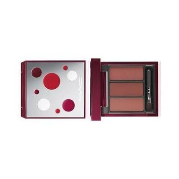 M.A.C. Miracle Happen Viva Glam Lip Kit, Boxed, Brush on Lipgloss & Lipsticks