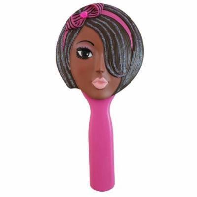 Stylish Personal Mirror Pink handle (Nina Style)
