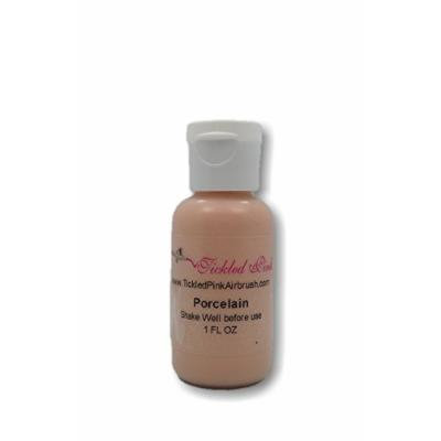 Tickled Pink Airbrush Water Based Foundation - Porcelain (1OZ)