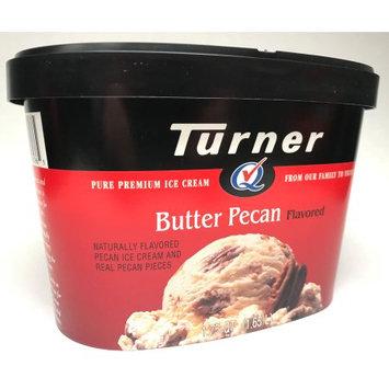 Turner Dairies Inc. Turner Butter Pecan Ice Cream 56oz