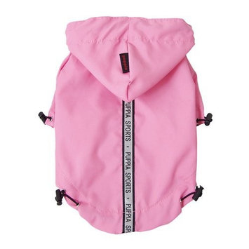 Puppia Authentic Base Jumper Raincoat, 3X-Large, Black