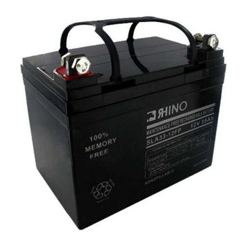 12 V 35Ah BATTERY FP TERMINALS-Battery