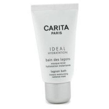 Carita Ideal Hydratation Lagoon Bath Instant Moisturising Radiance Mask, 1.69 Ounce