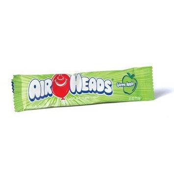 Airheads Green Apple Bar: 36 Count