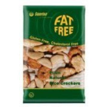 Sunrise - Rice Crackers - Plain - 100g