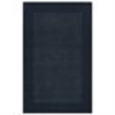5' x 8' Magical Moments Bittersweet and Appalachian Navy Blue Wool Area Throw Rug
