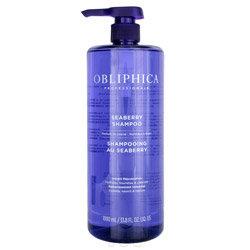 Obliphica Professional Seaberry Shampoo Medium to Coarse - Liter