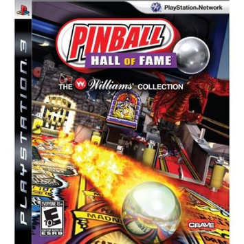 Crave Entertainment Pinball Hall of Fame: Williams(r) Collection for PlayStation(r)3