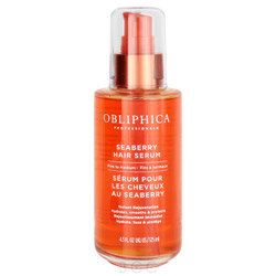 Obliphica Professional Seaberry Hair Serum Fine to Medium - 4.3 oz
